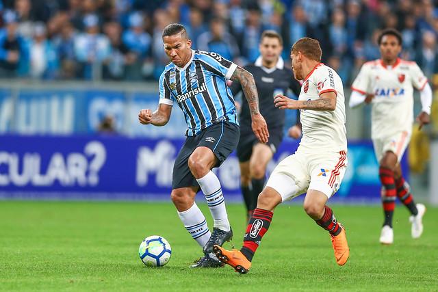 Grêmio X Flamengo - 04/08/2018