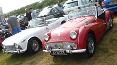 Triumph TR4A (1967) & TR3A (1959)