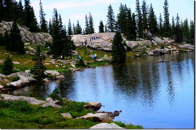 Columbine Lake (2)