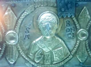 Reliquia Sant'Oronzo dettaglio