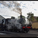 No 78018 5th Aug 2018 Great Central Railway End of BR Steam Gala