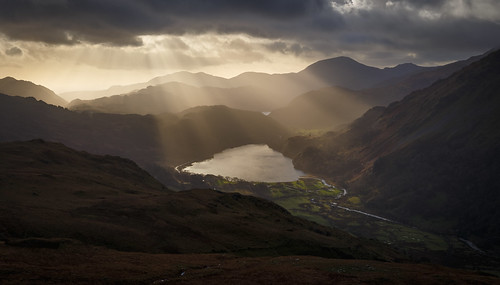 Gwynant - Snowdonia - Wales