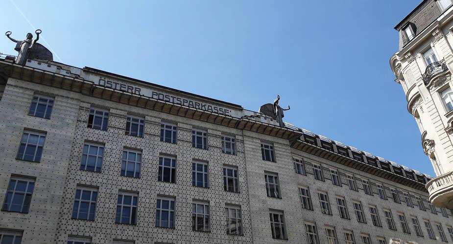 Onbekende bezienswaardigheden in Wenen, Sparkasse | Mooistestedentrips.nl