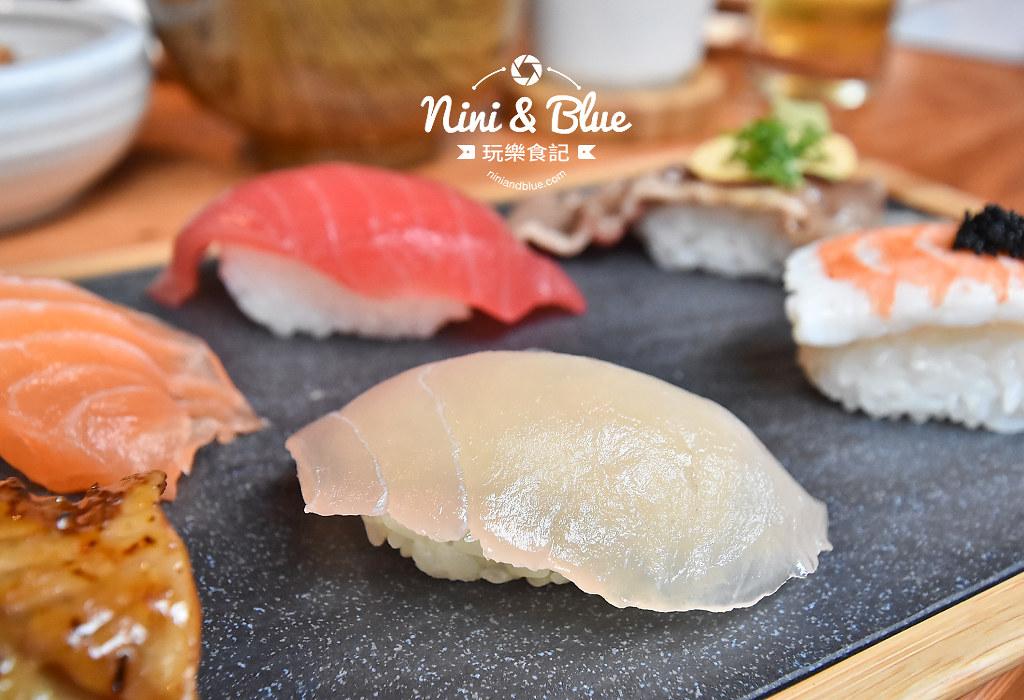 一笈壽司 台中 公益路 YIJI sushi 菜單23
