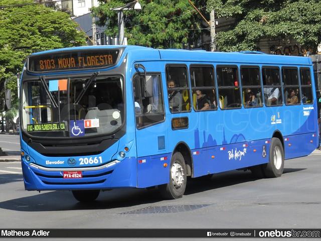 Viação Globo - 20661