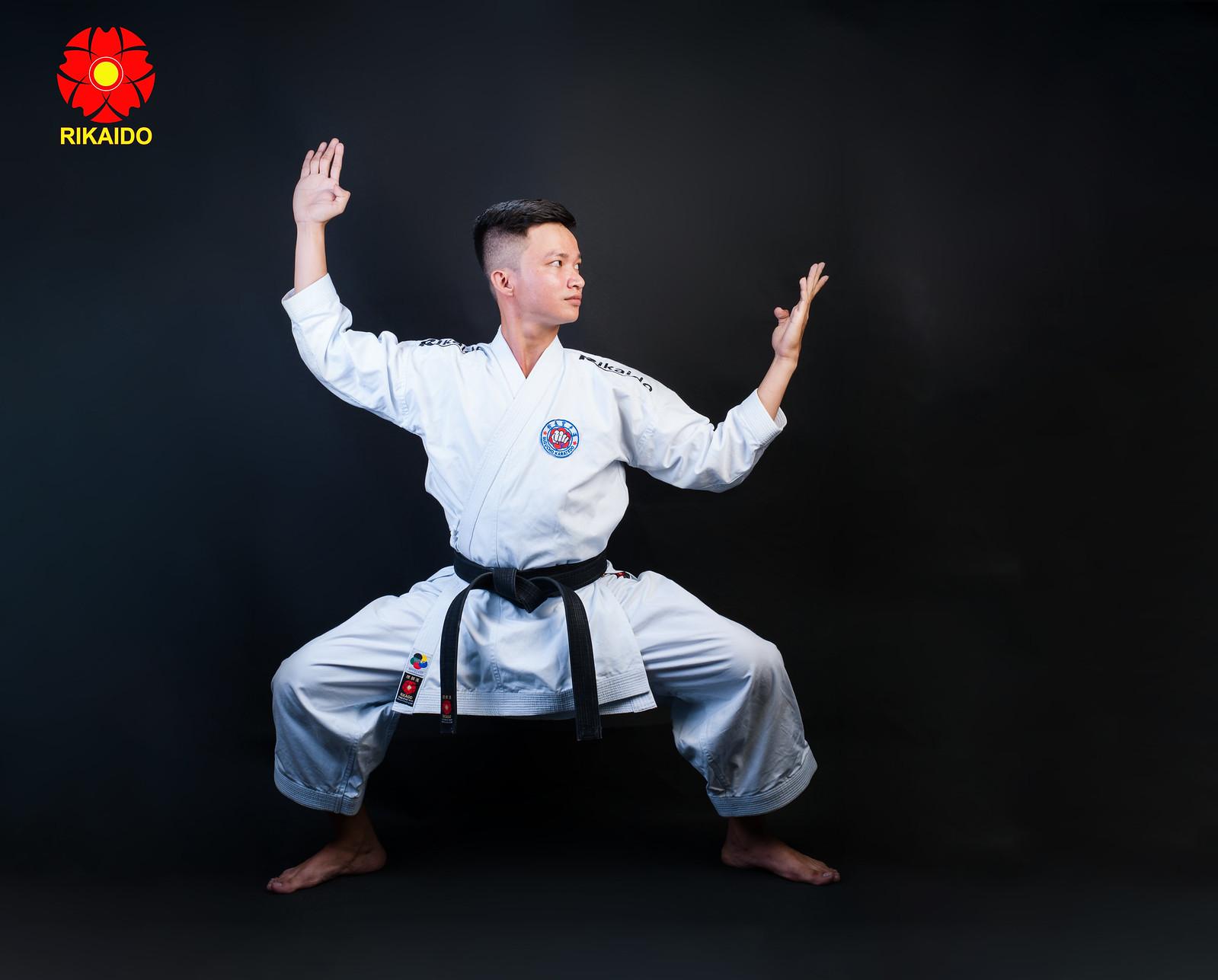 29041061967 1ba86ded6c h - Ảnh nghệ thuật karate chụp trong studio