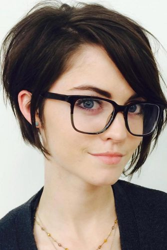 60+Pretty Ladies Short Haircuts -They Have Dreamt Of This Hairstyles 19