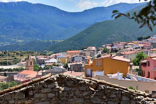 Orgosolo, Sardinia