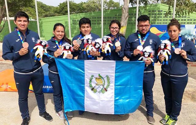 Tres medallas en el arranque del Tiro en Barranquilla