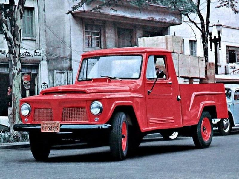 1960 Willys Rural Pickup 001