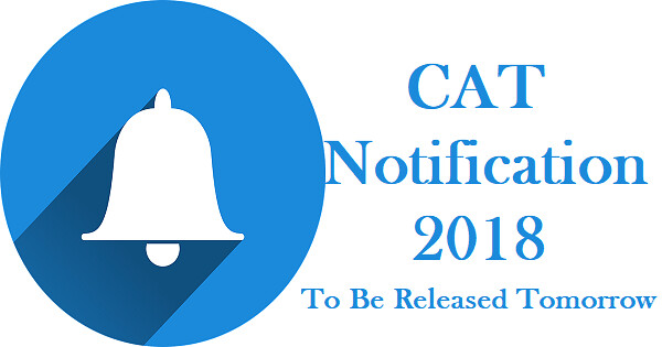 cat notification to be released tomorrow