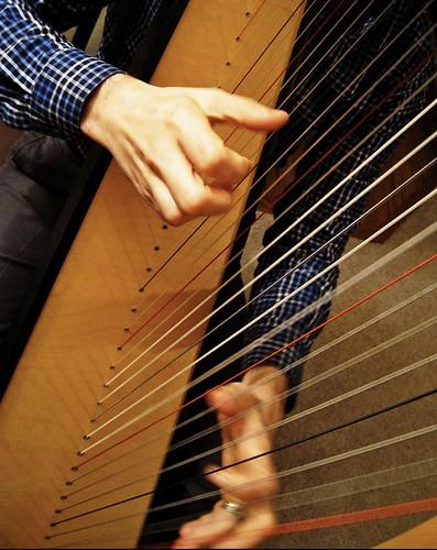 Jason's Harp