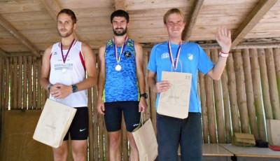 Domácí Grün posunul v Okrouhlé traťový rekord o osm vteřin