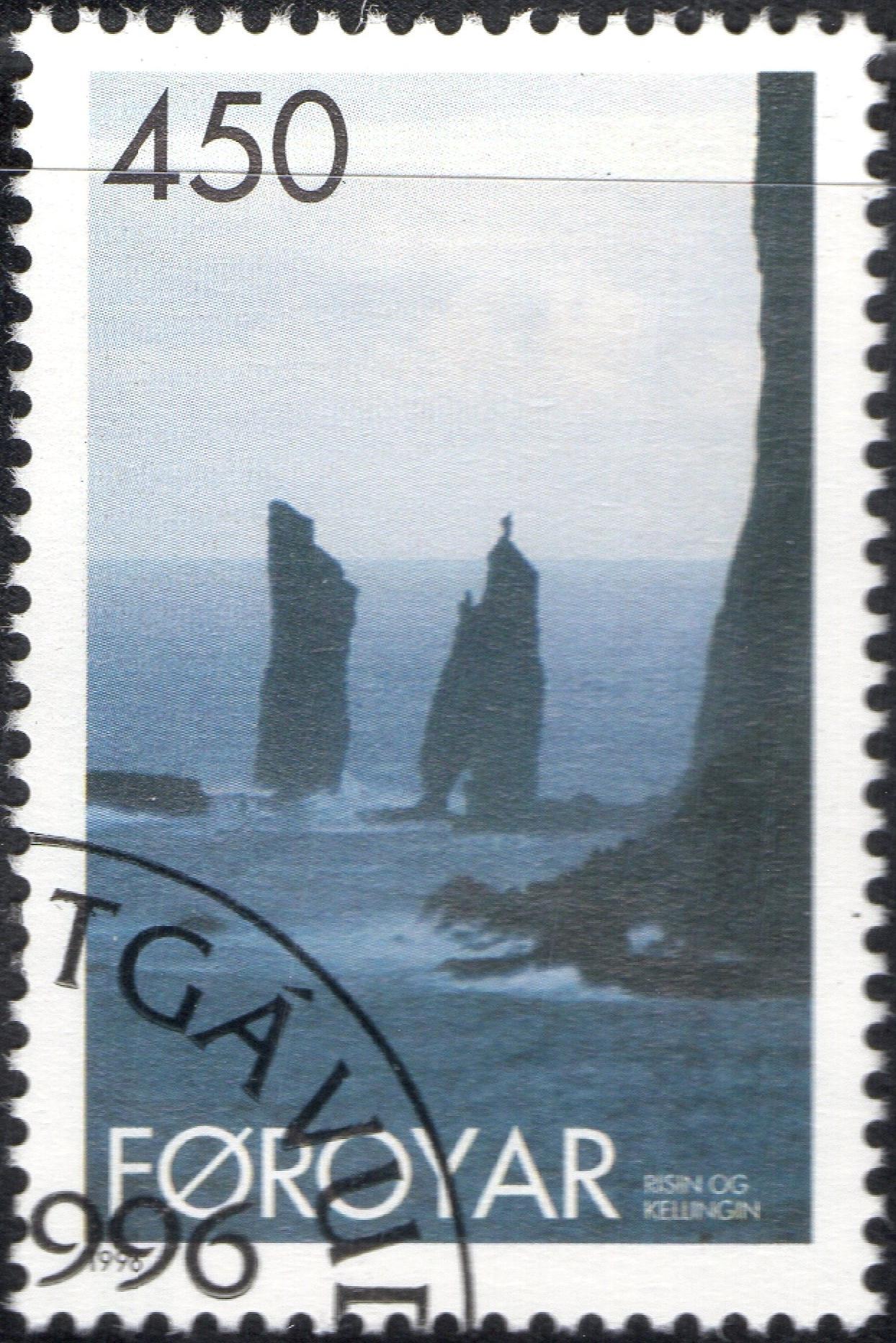Faroe Islands - Scott #295 (1996)
