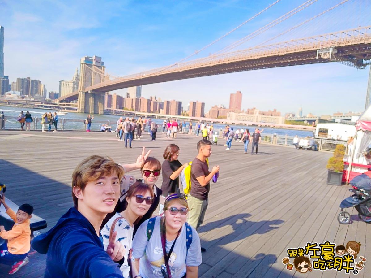 美國紐約-布魯克林大橋-23