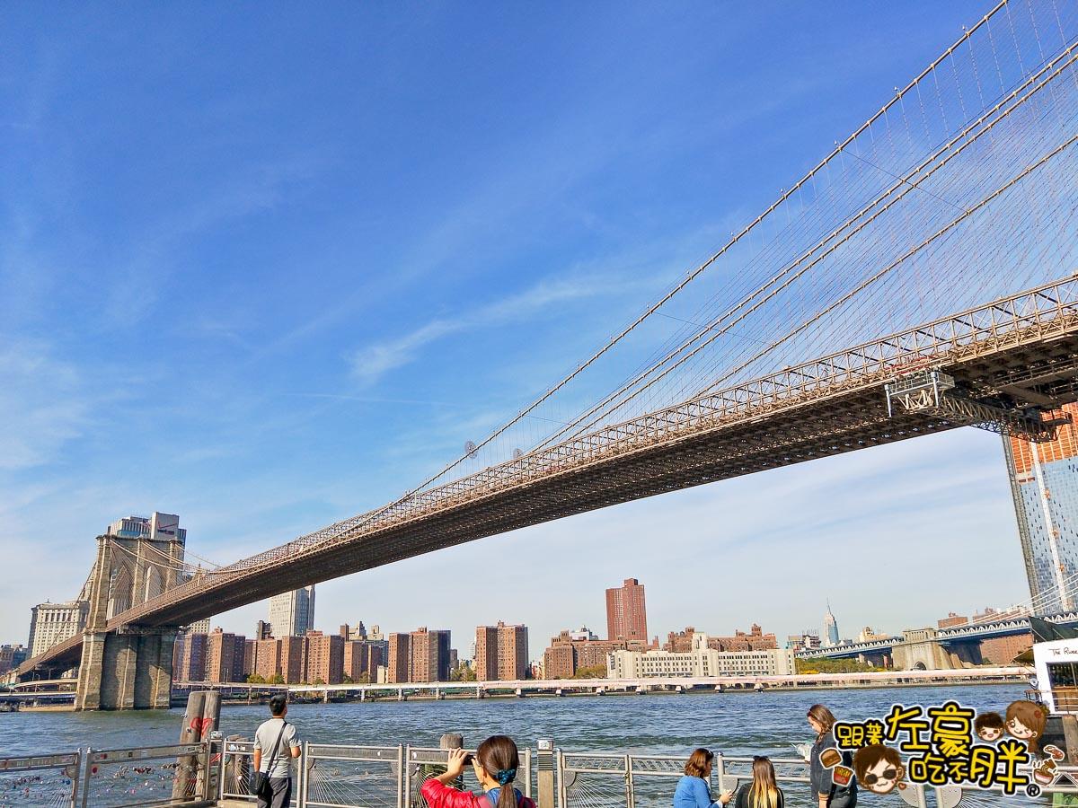 美國紐約-布魯克林大橋-13