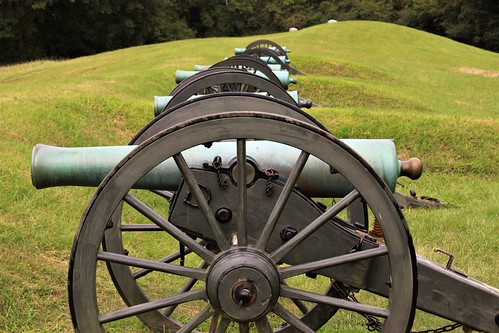 Weapons of the Vicksburg Campaign