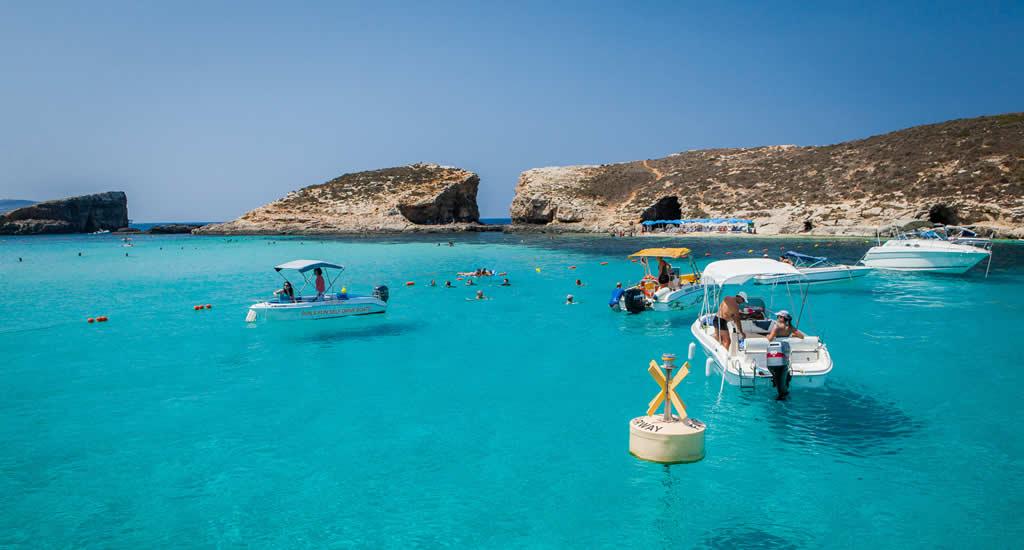Zomer in Malta: Blue Lagoon | Malta & Gozo