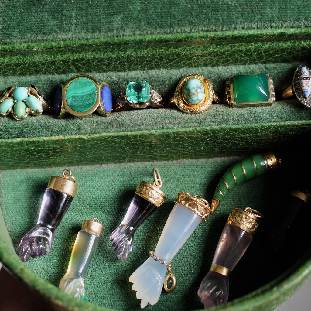 Gem Gossip jewel box