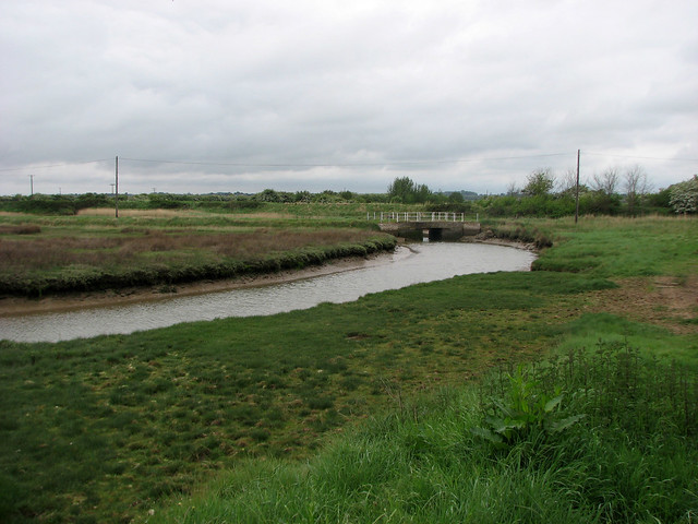 Creek near Hollesley