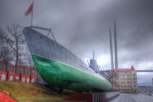 'S-56' at Vladivostok 15-04-2018 (1)