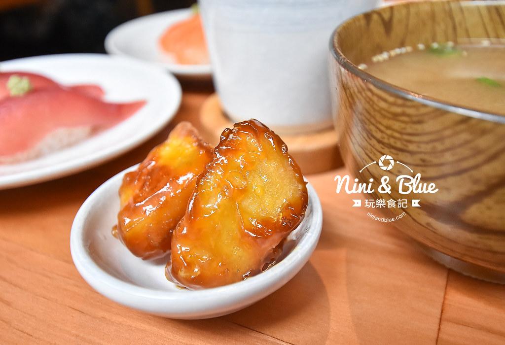 一笈壽司 台中 公益路 YIJI sushi 菜單11