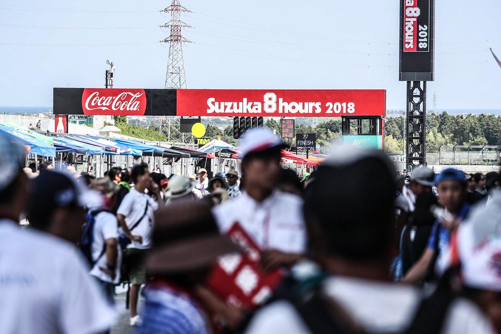 8,Hours,Suzuka,2018,Ambiance