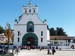 San Juan Chamula – kostel mayských šamanů