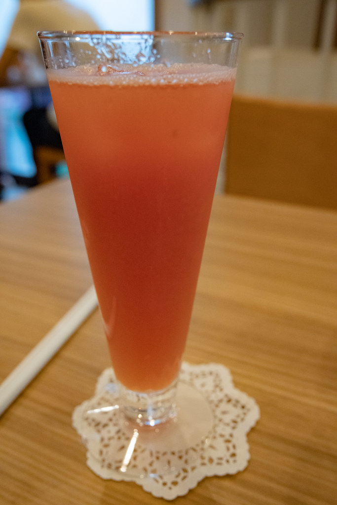 Fruits de saison 『Watermelon juice』
