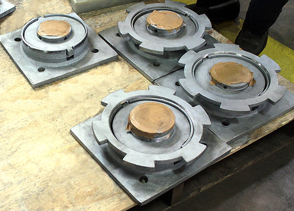 Compact Spring Supports Designed for 9k Load at an Oil Refinery