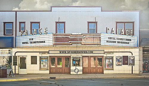 Palace Theater - Spooner WI