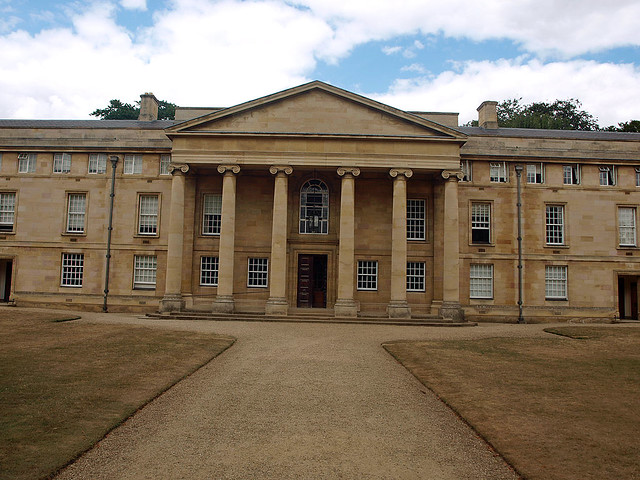 Downing College (1)