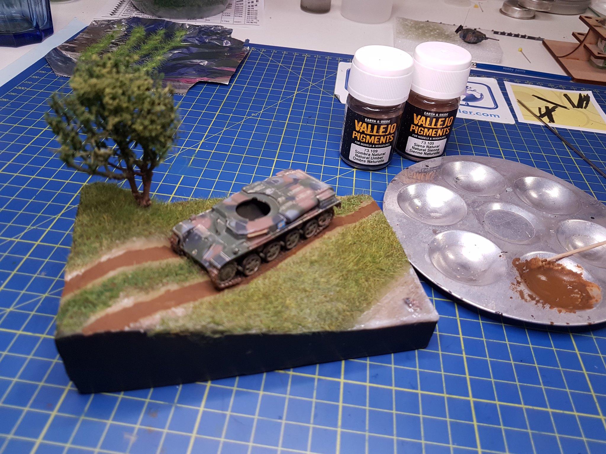 IBG Models 1/72 Stridsvagn m/40L Swedish Light Tank - Sida 3 42737014475_52ae39411d_k