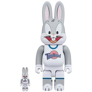 籃球迷的共同回憶!! MEDICOM TOY R@BBRICK、BE@RBRICK《怪物奇兵》兔寶寶、火星人馬文 經典登場!!