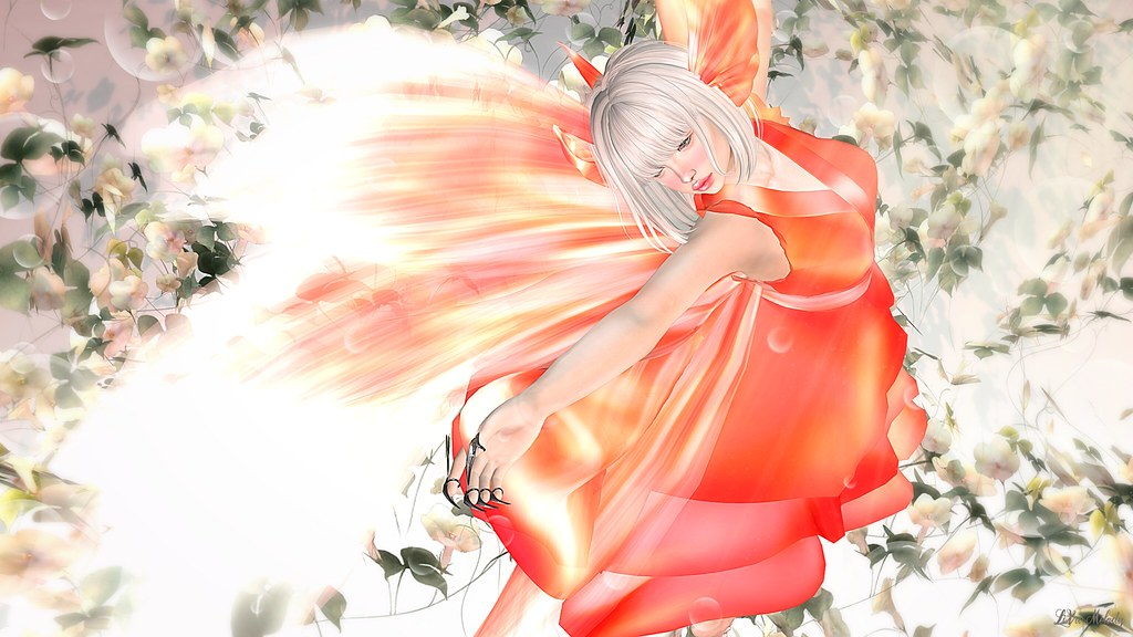 #144 * EXiA * Gold fish Kimono@KURENAI