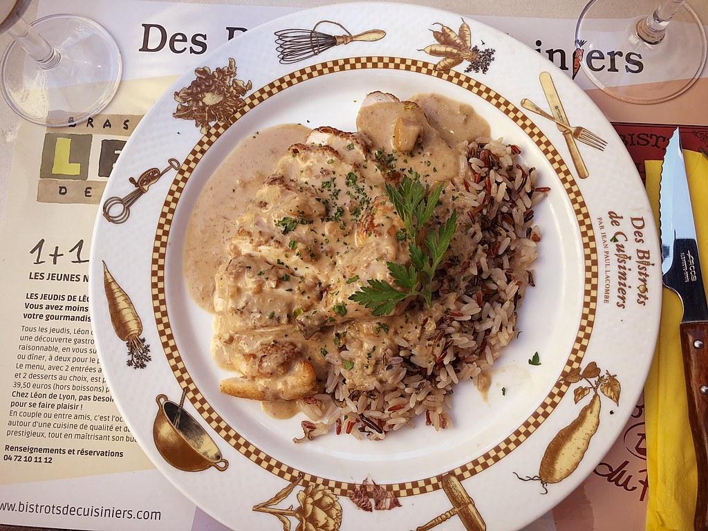 Lyon ja ruoka - Hyvä bouchon