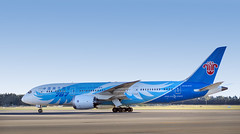 B-2737 China Southern Airlines Boeing 787-8 Dreamliner.