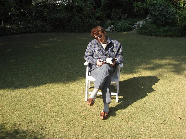 Arun Pandhi Dehradun January 2008, Canon DIGITAL IXUS 950 IS