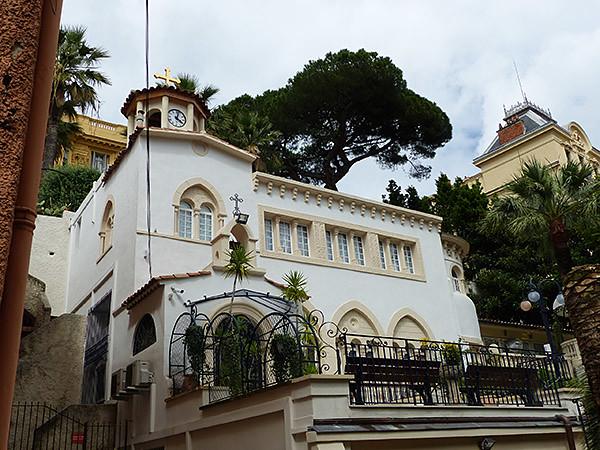 église grecque de Nice