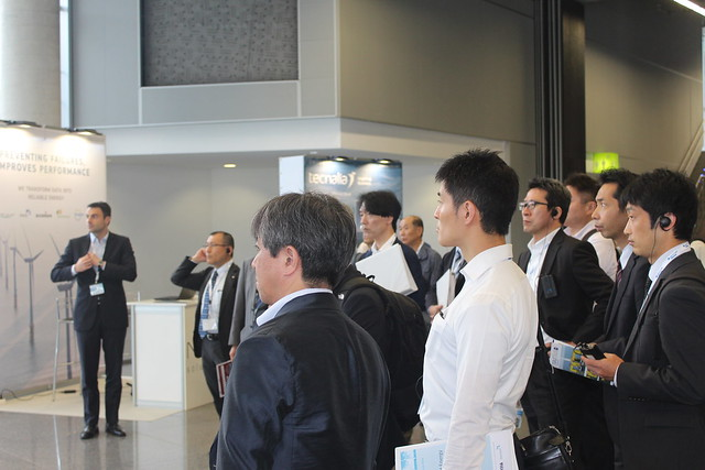 "Jornada y Misión Inversa Japón en Eólica Offshore ""The Offshore Wind Energy Generation Technology"""