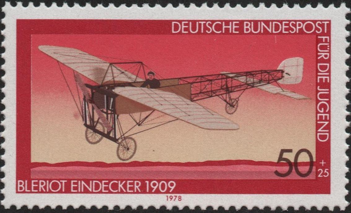 Germany - Scott #B551 (1978)