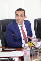 Mohamed El Azizi -DG du bureau afrique du nord de la BAD