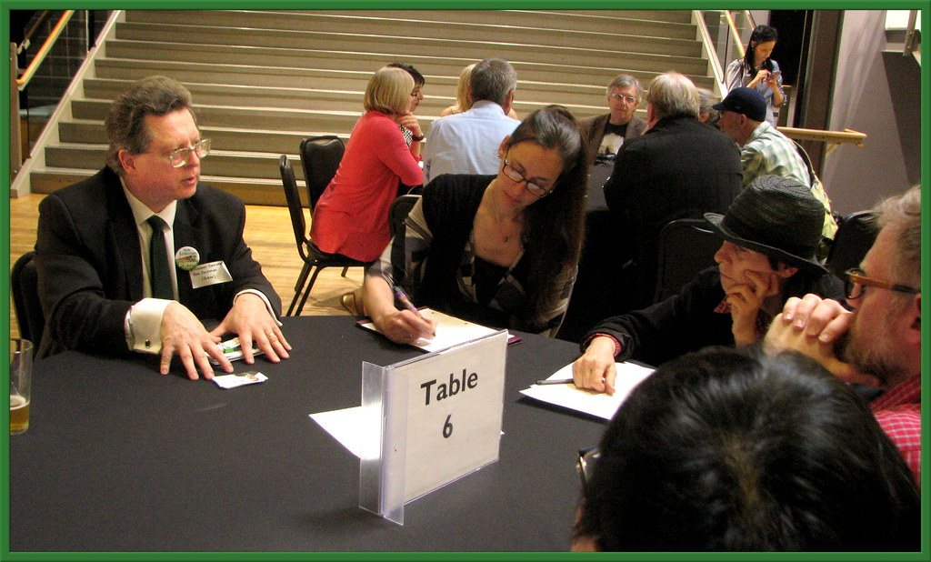 Bob Jonkman at Table 6t