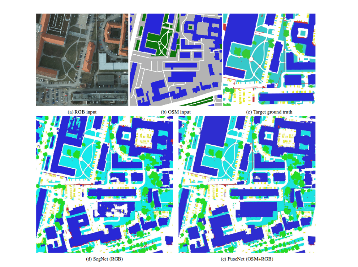 Applying DeepLearning techniques to improve OpenStreetMap