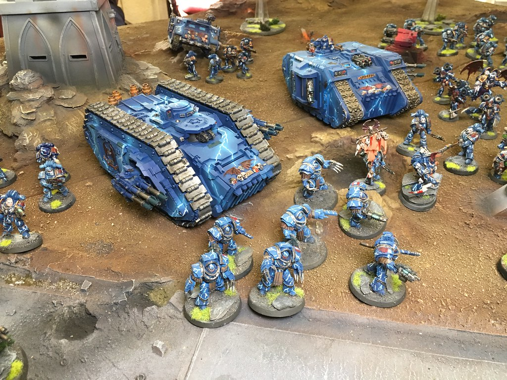 Medal of Colors Assault on Molech Armies-69