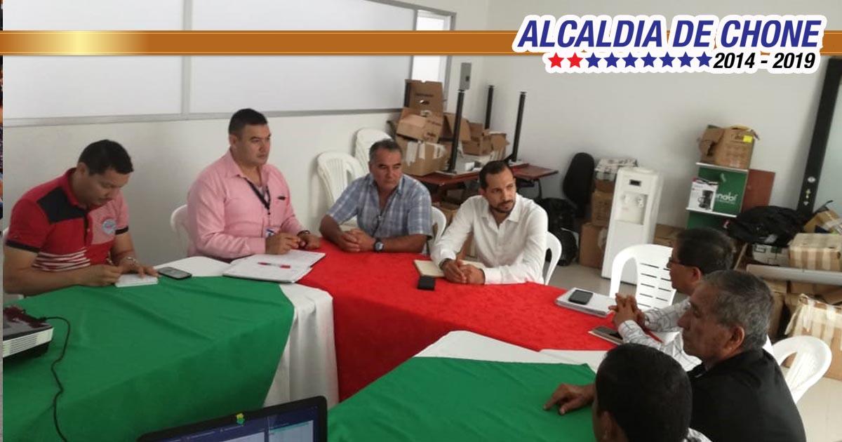 Reunión con Asociaciones Productoras de Cítricos