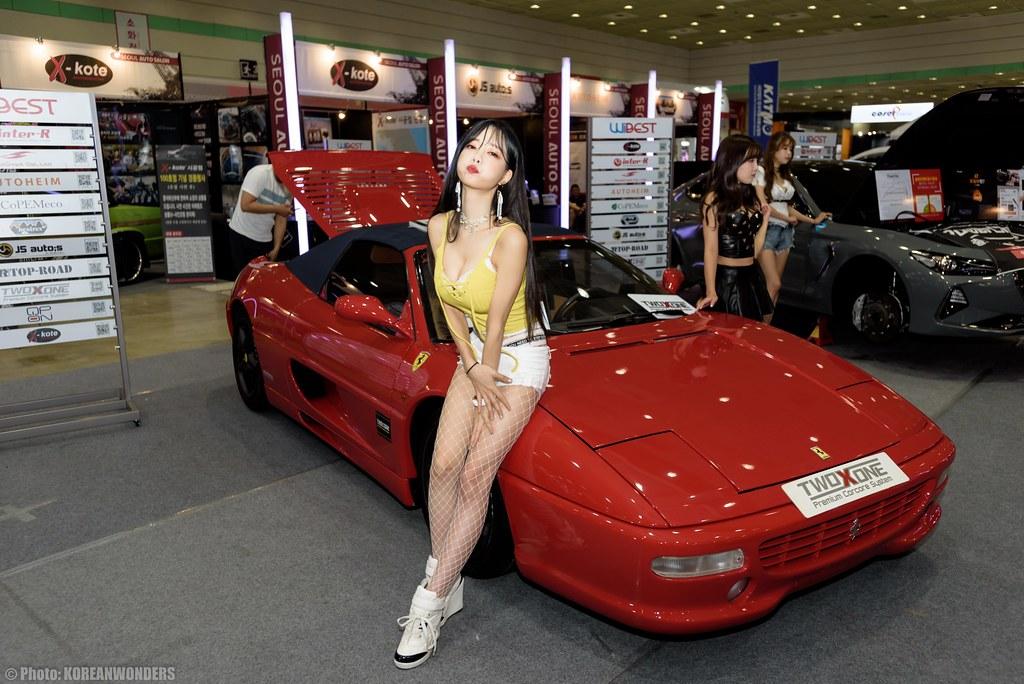 Seoul Auto Salon 2018
