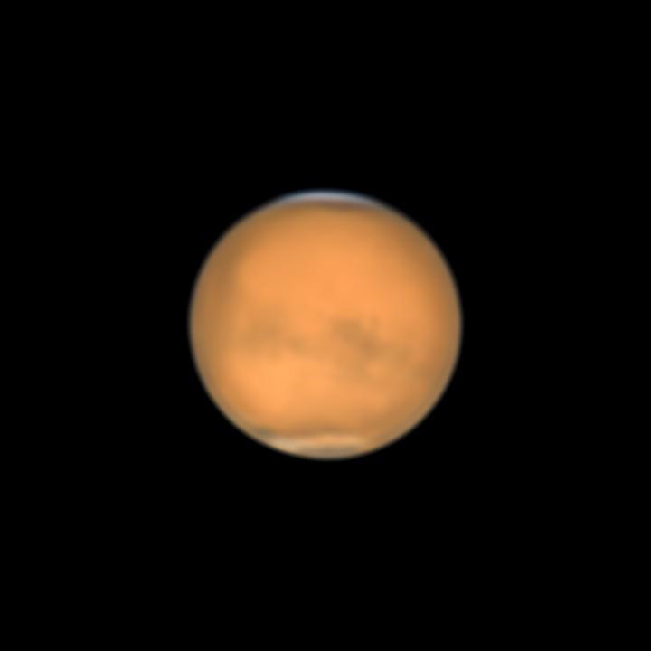 火星 (2018/7/29 21:53-22:15) (2000/5000 x 6 de-rotation)