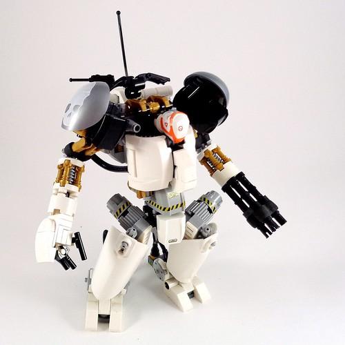 UM Soldat 1.1 Mech