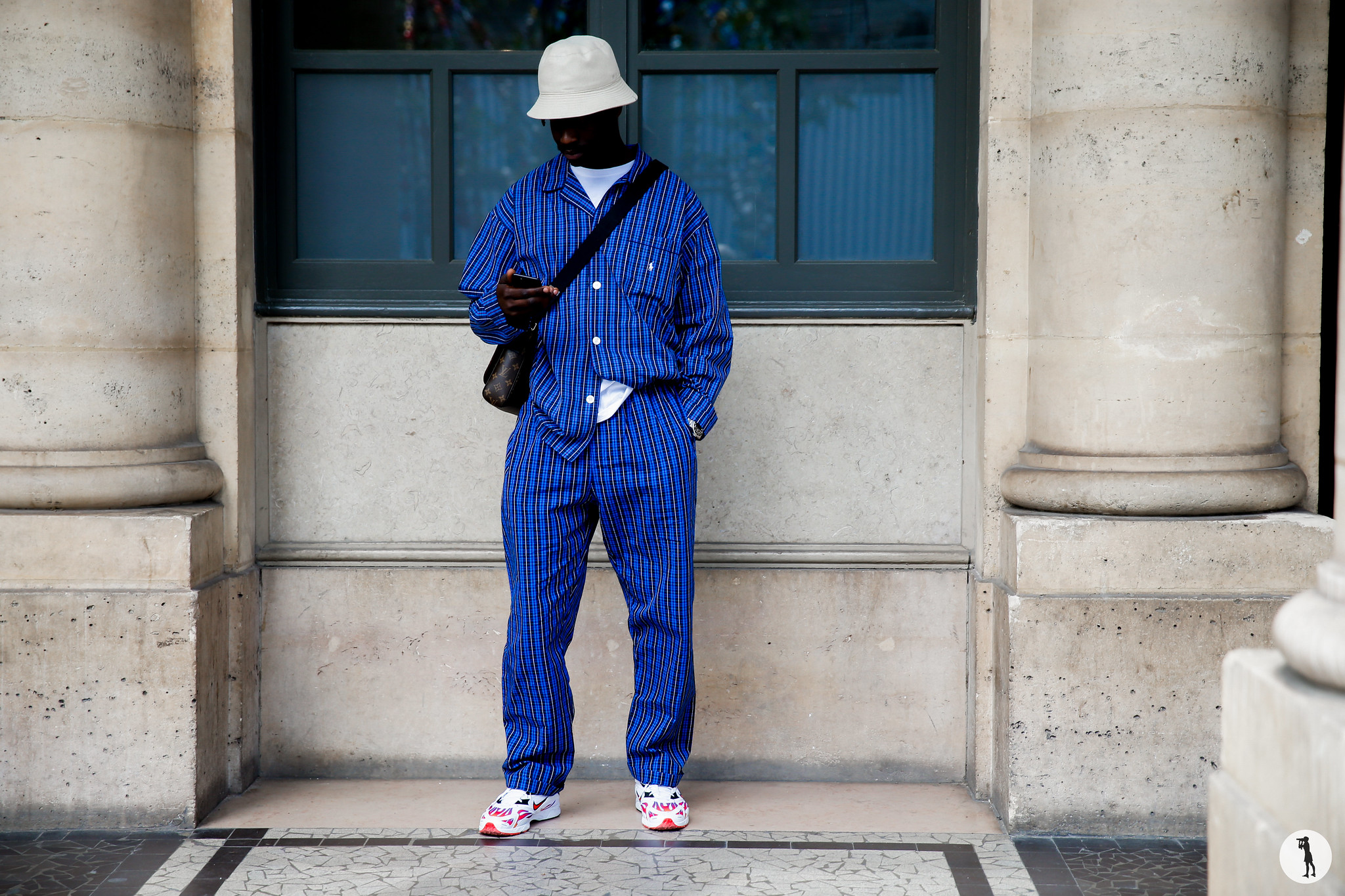 Dayanne - Paris Fashion Week Menswear SS19 (2)